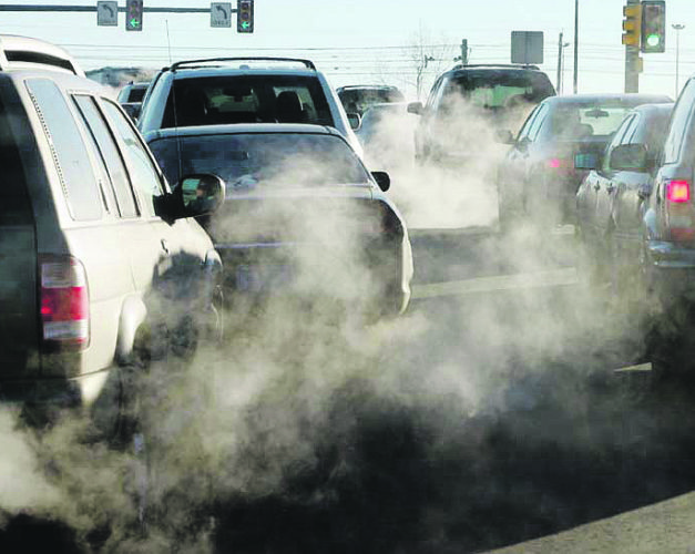 Pollution causing premature deaths