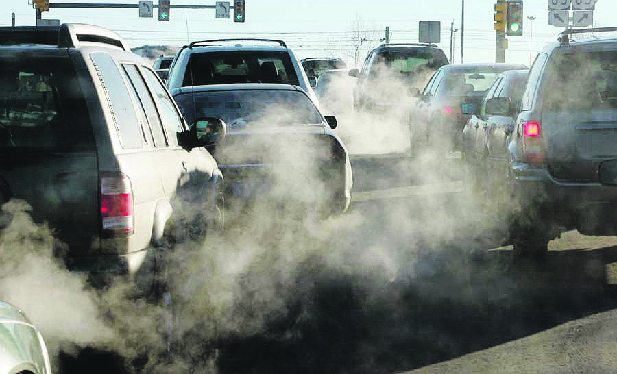 Pollution causing premature deaths