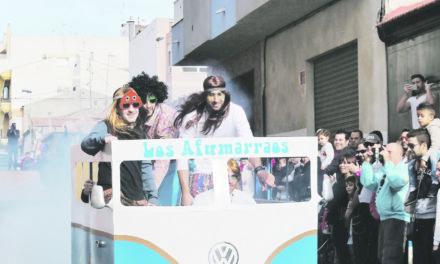 Wacky Races in Torrevieja