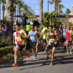 Sign up for half marathon