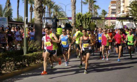Sign up for half marathon