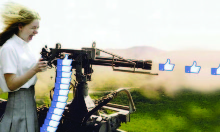 Facebook user faces huge fine