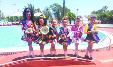 European Championship of Irish dancing