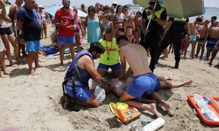 Beach drill