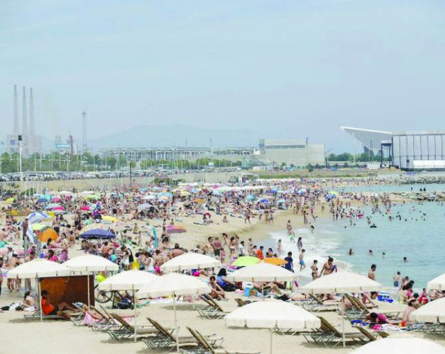 Bumper year for tourism