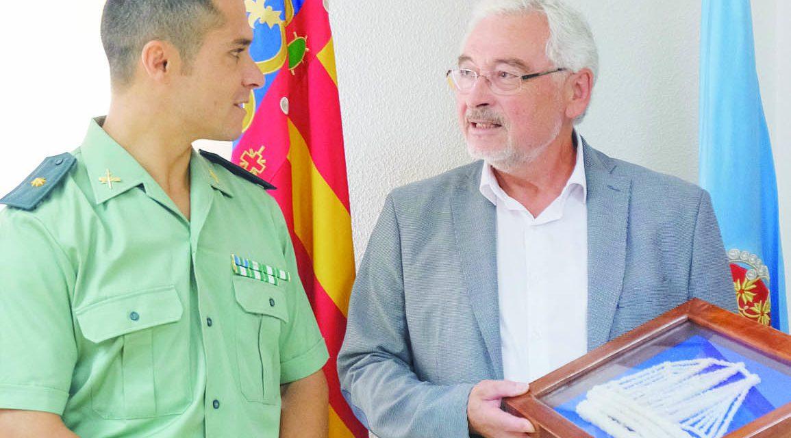New head of Guardia Civil