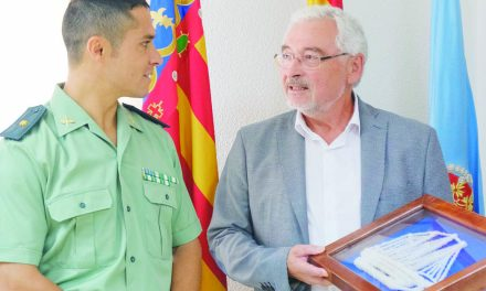 New head of Guardia Civil