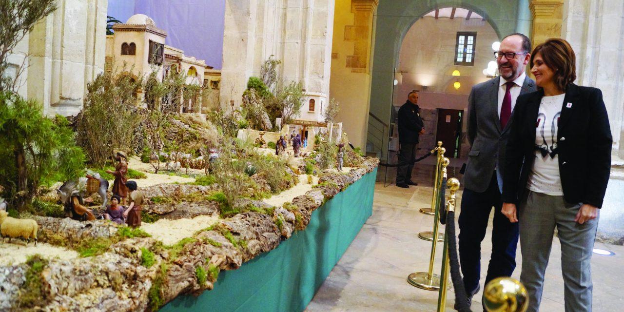 Bigger and better Orihuela Belén opens its doors