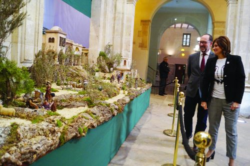 Bigger and better Orihuela Belén opens its doors