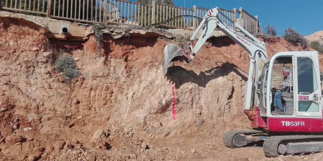 €240K for cliff repairs