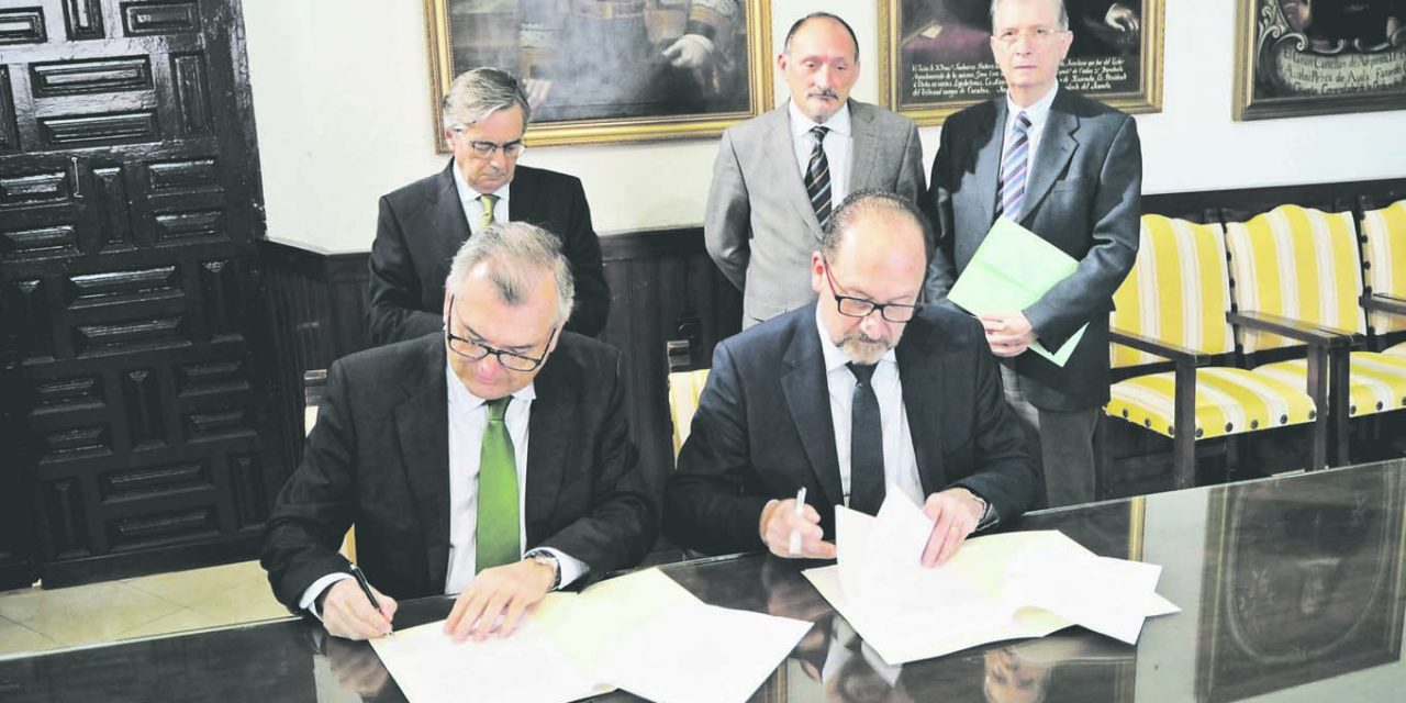 Iberdrola and Orihuela sign an agreement for improved electricity supply