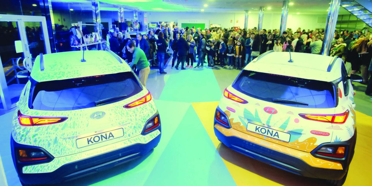 Auto Fima celebrates 25 years with Kona launch