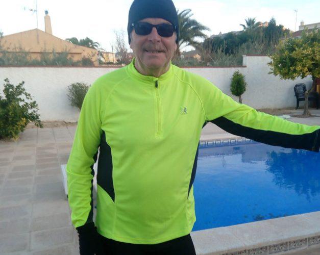 Local man runs 10 th Marathon