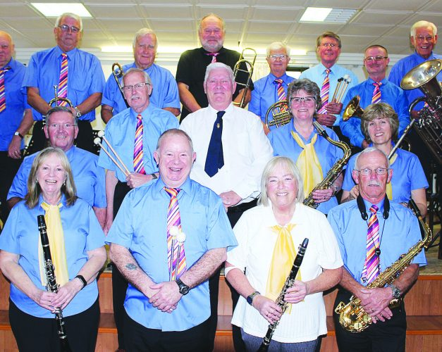 A new beginning for the Royal British Legion Concert Band Spain