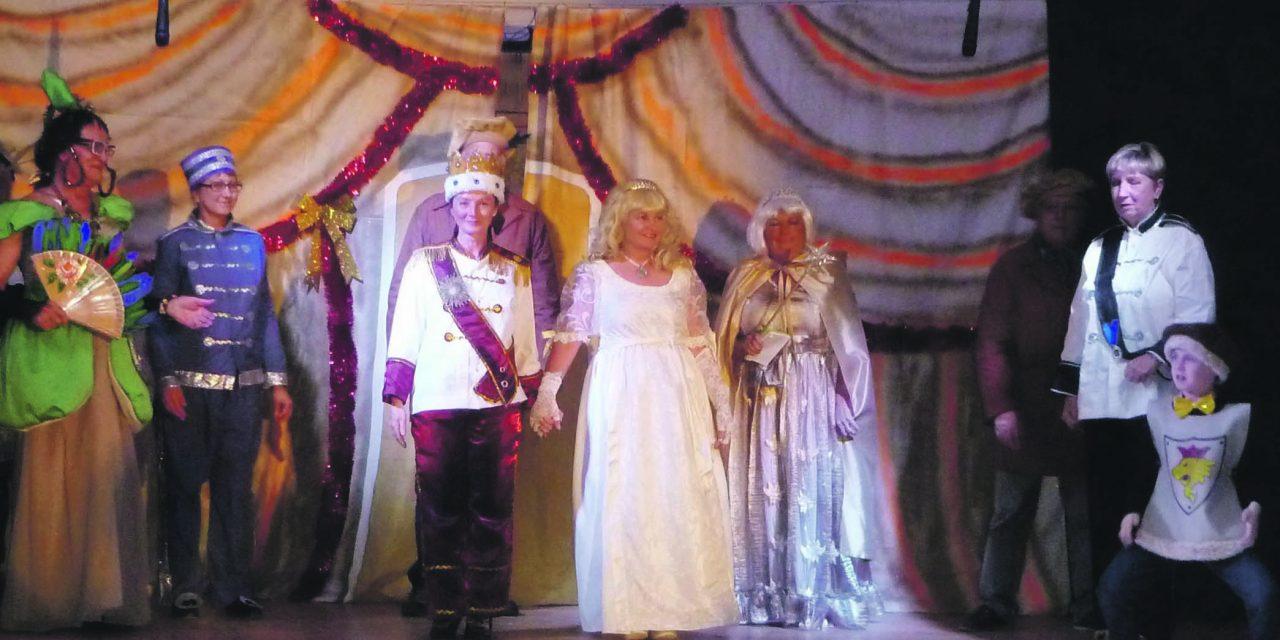 Cinderella comes to Hondón de los Frailes