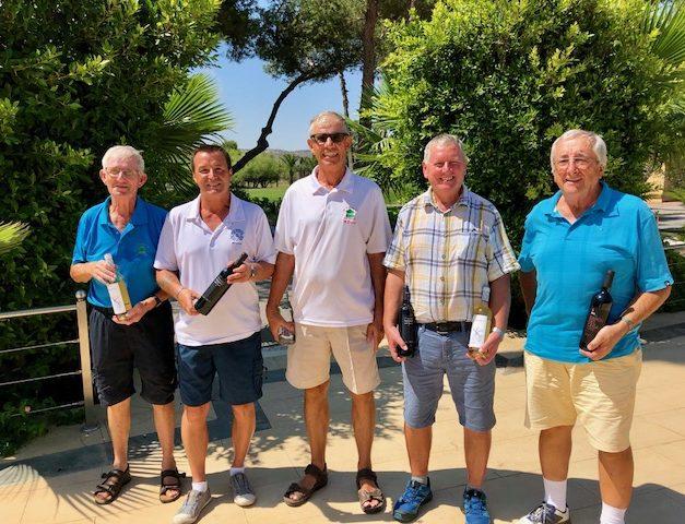 El Plantio 2 Golf Society