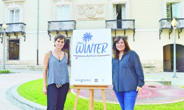 "Second edition of ""The Winter Beach"" hits Orihuela Costa"