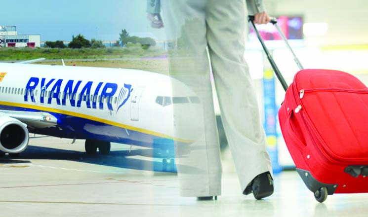 Ryanair is changing its cabin bag policy…again!