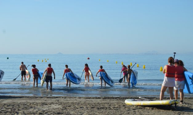 Winter Beach success in Orihuela Costa