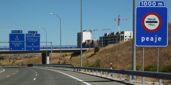 First motorway to scrap toll sees 58 percent traffic increase