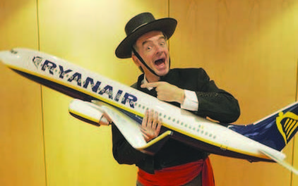 New Spanish routes from Ryanair