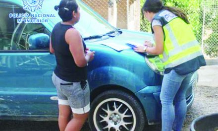 Two arrests in Almoradí for exploitation