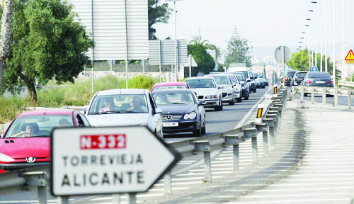 N332 to be widened at last?