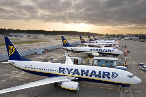 Ryanair to publish list of cancelled flights