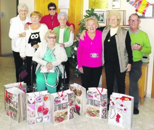 Christmas hampers from Age Concern