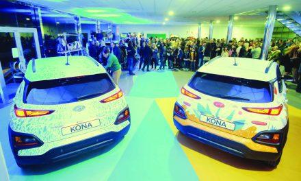 Auto Fima celebrates 25 years with Kona launch