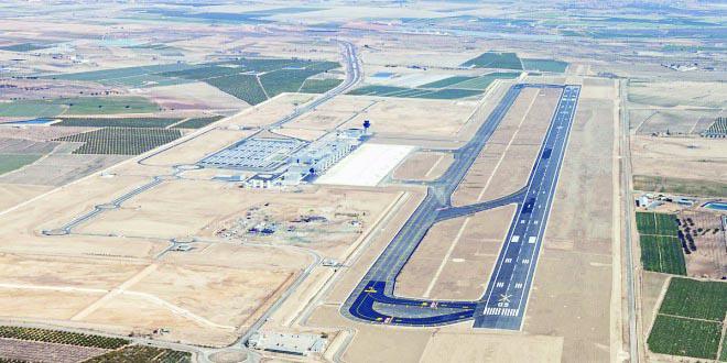 Corvera airport to open in December
