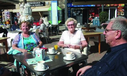 A trip to the seaside for Age Concern