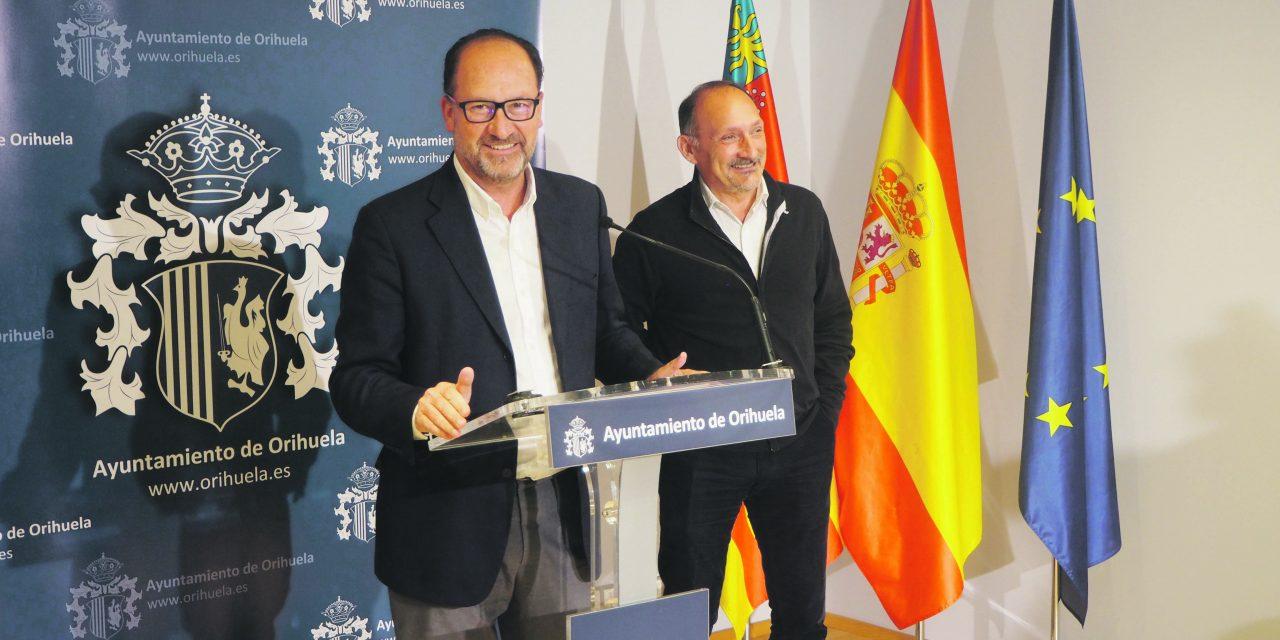 Orihuela Mayor denies false earnings