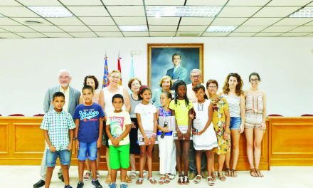 Torrevieja welcomes children from the Sahara