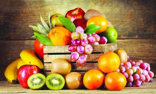 Fruit prices rocket as consumption falls