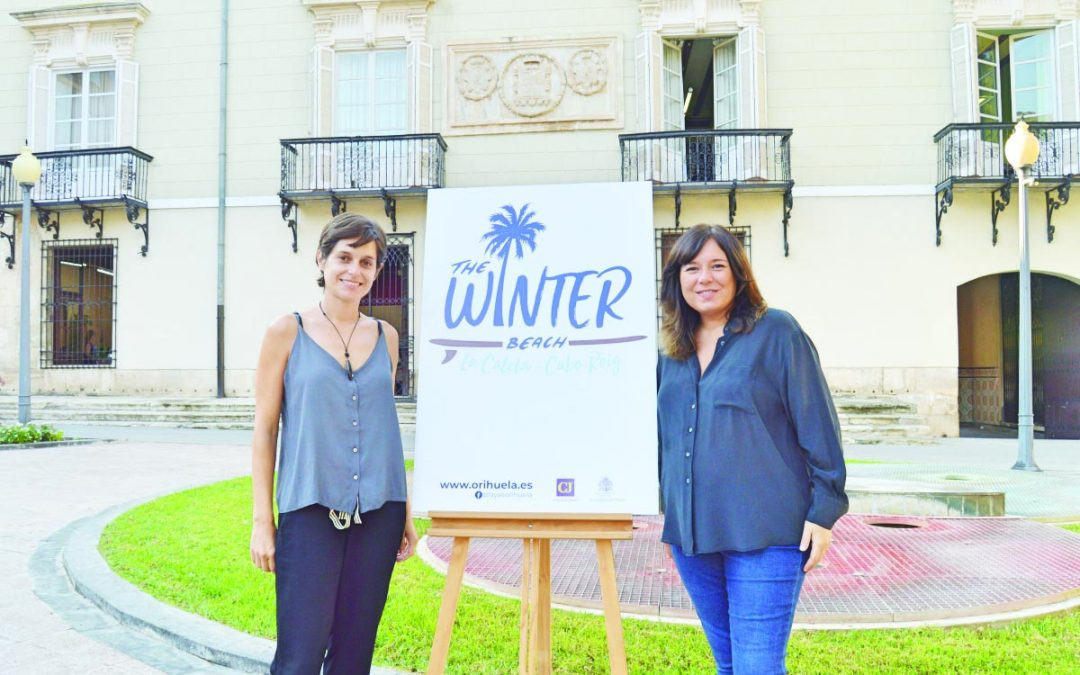 """Second edition of """"The Winter Beach"""" hits Orihuela Costa"""