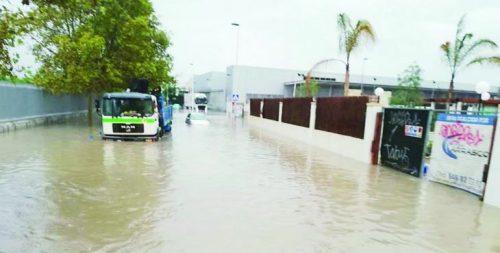 Why do the streets still flood?