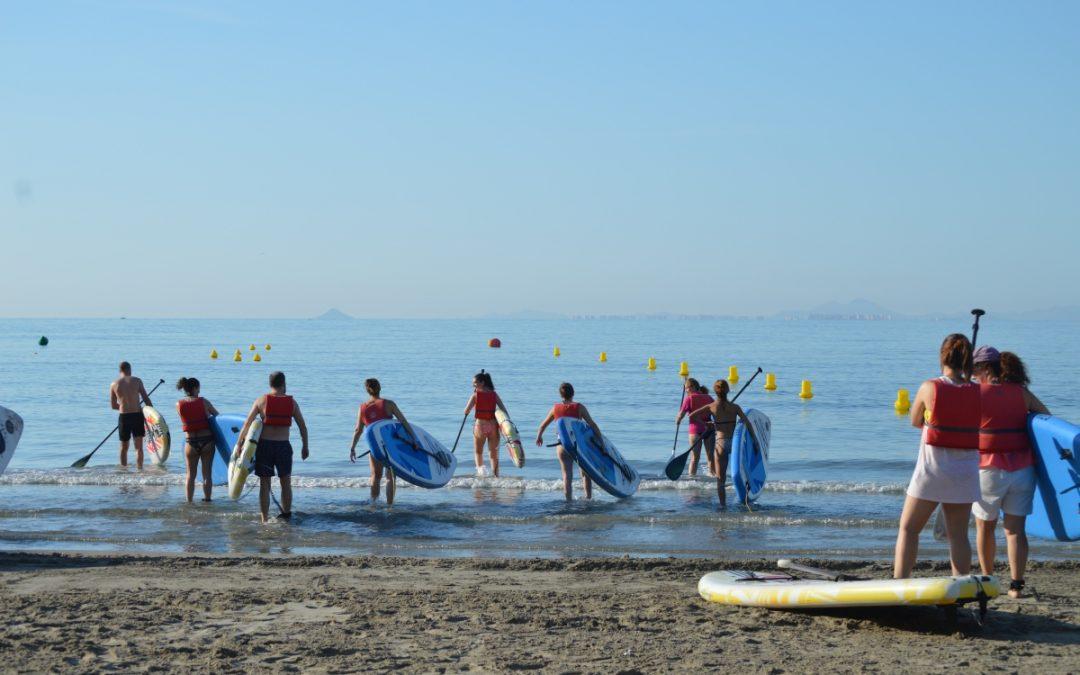 Winter Beach success in Orihuela Costa