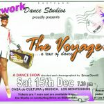 Celebrate the year with Footwork Dance