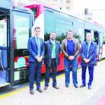New buses on Torrevieja's streets