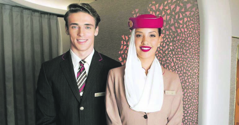 Emirates cabin crew recruitment in Alicante this week
