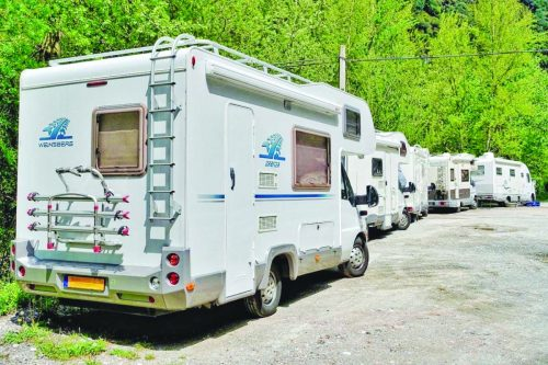 Motorhomes are back