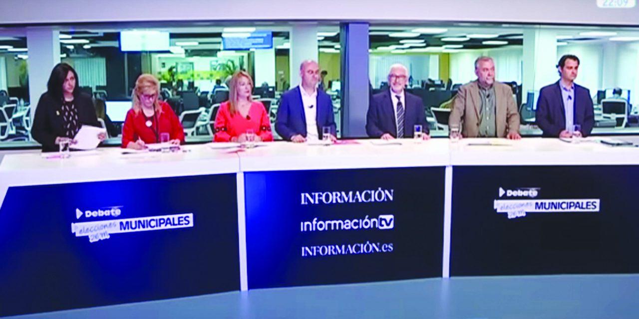 Election debates on TV