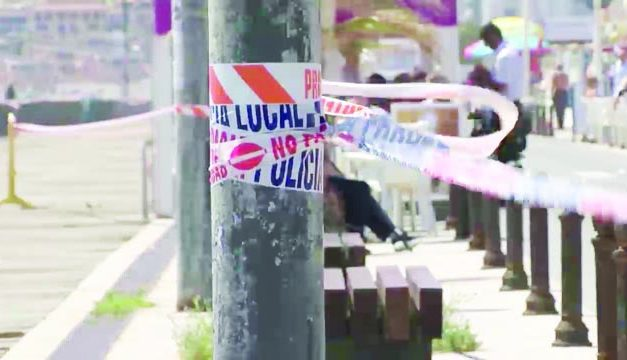 La Mata paseo closed