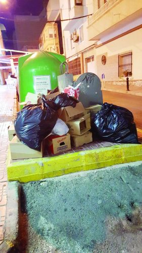 The ongoing story of rubbish collection