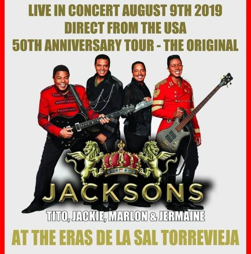 Jacksons concert to go ahead as planned