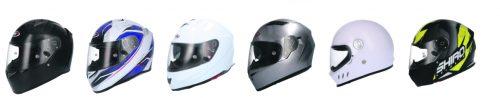 Shiro Donate Helmet to Injured Biker