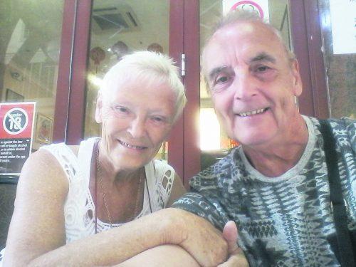 Farewell David & Lorraine