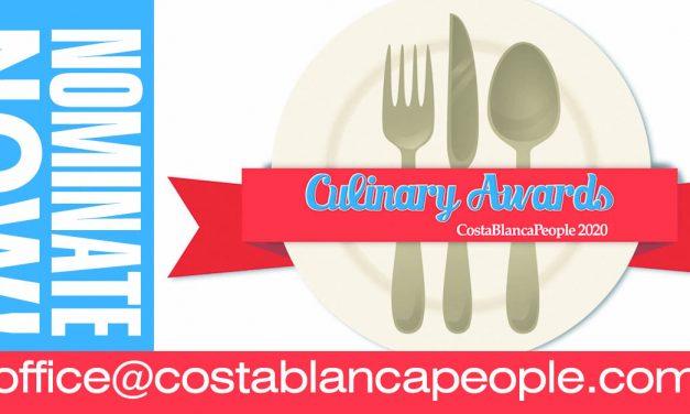Culinary Awards 2020