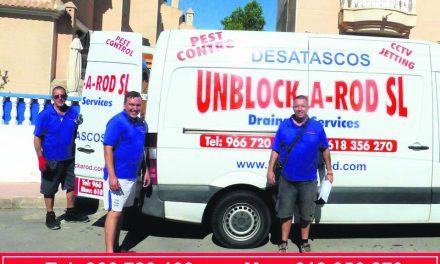 Unblock a Rod